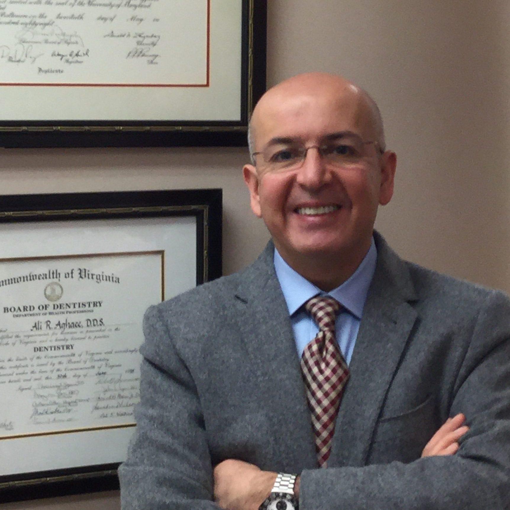Dr. Ali R. Aghaee