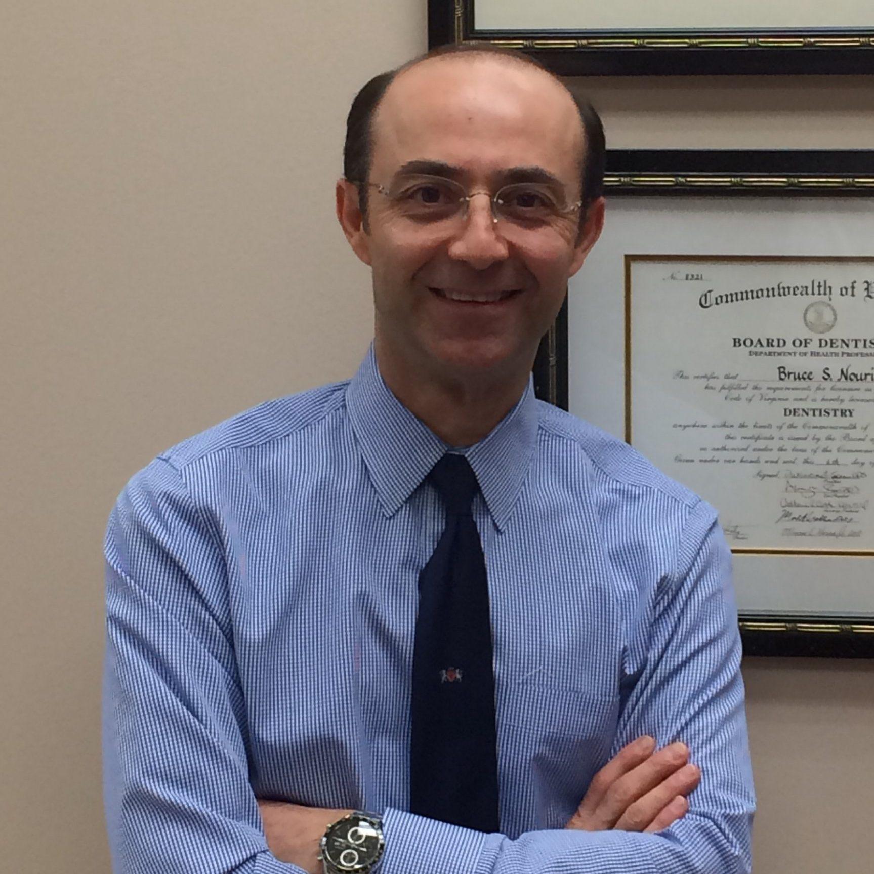 Dr. Bruce S. Nouri